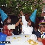 Straßenfest der evangelischen Auferstehungskirche in München