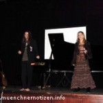 Mosaro und Klaudia ter Haar im Konzert