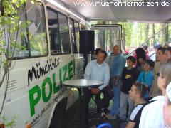 die Münchner Polizei