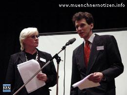 Ursula Neubauer und Johann Koudelka von spiritynet
