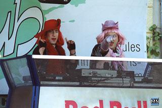 Hans-Sachs Straßenfest in München
