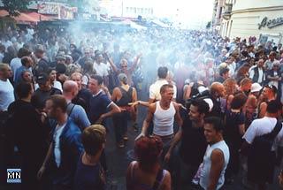 schwules Hans-Sachs Straßenfest