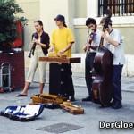 Straßenmusikanten in Italien | Foto: Dergloeckel.eu