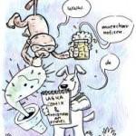 Sondercomic für die muenchnernotizen