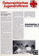 Glöckels Artikel aus 1990
