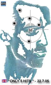 Die Hinrichtung des Jean Charles de Menezes in Lodon | Graphik: DerGloeckel.eu