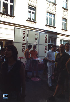 Rosa Liste München