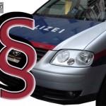 Polizei und Staatsanwaltschaft | Graphik: DerGloeckel.eu