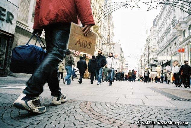 Investigative Reportage von Glöckel zu AIDS & Gesellschaft